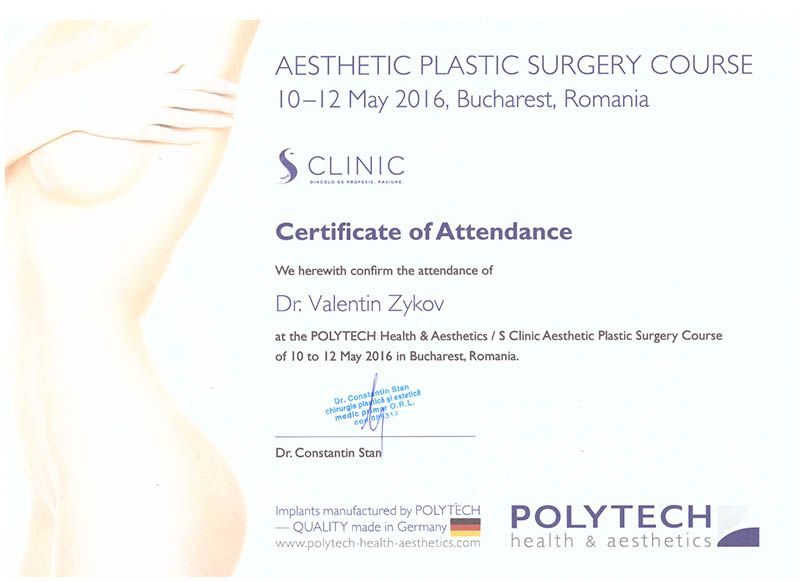 Aestetic Plastic Surgery